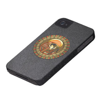 Egyptian Sun God Ra iPhone 4 Case-Mate Case