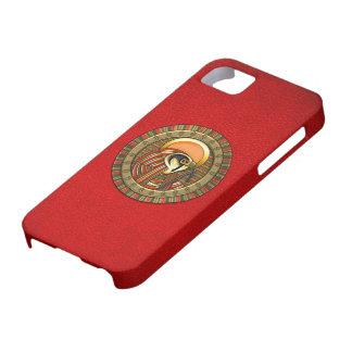 Egyptian Sun God Ra iPhone SE/5/5s Case