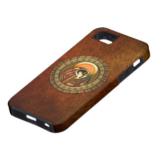 Egyptian Sun God Ra iPhone SE/5/5s Case