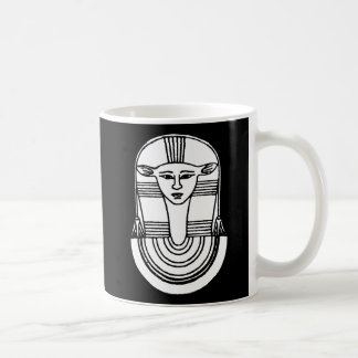 Egyptian Symbol: Hathor Classic White Coffee Mug
