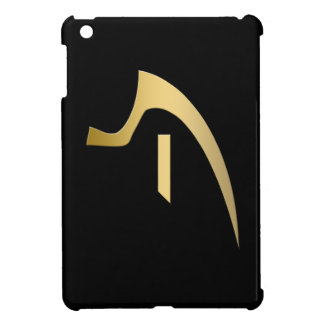 Egyptian symbol of truth case for the iPad mini