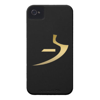 Egyptian symbol of truth iPhone 4 Case-Mate cases