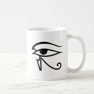 Egyptian Symbol: Utchat Coffee Mug