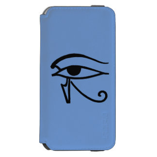 Egyptian Symbol: Utchat iPhone 6/6s Wallet Case