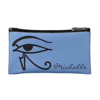 Egyptian Symbol: Utchat Makeup Bag