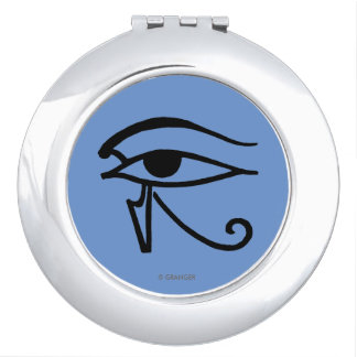 Egyptian Symbol: Utchat Makeup Mirror