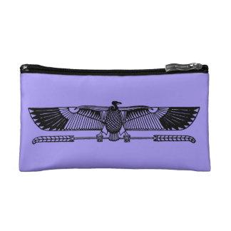 Egyptian Symbol: Vulture Cosmetic Bag