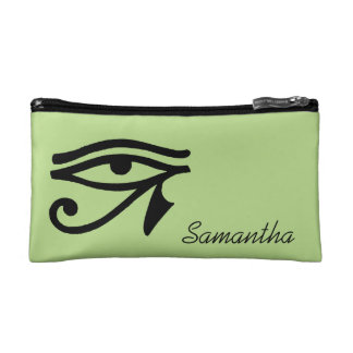 Egyptian Symbol: Wedjat Cosmetic Bags