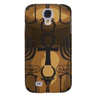 Egyptian Symbols Galaxy S4 Case