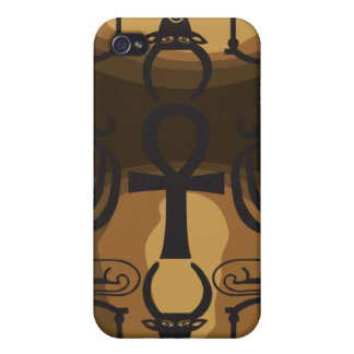 Egyptian Symbols Covers For iPhone 4