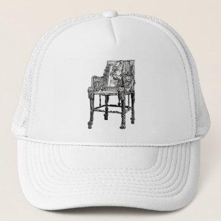 Egyptian Throne chair Trucker Hat