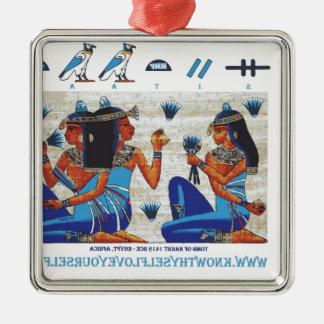 Egyptian tomb of Nakht Metal Ornament