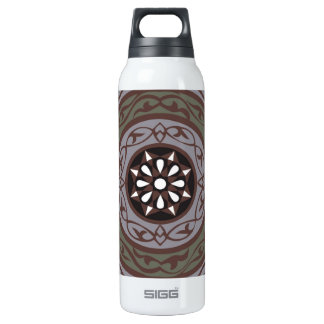 EGYPTIAN TWIST 16 OZ INSULATED SIGG THERMOS WATER BOTTLE