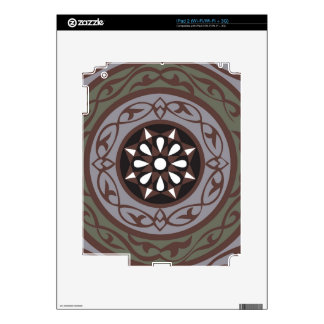 EGYPTIAN TWIST DECALS FOR iPad 2