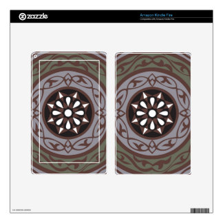 EGYPTIAN TWIST DECALS FOR KINDLE FIRE