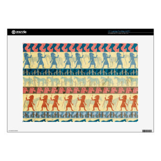 Egyptian Unicorn Pattern Decals For Laptops