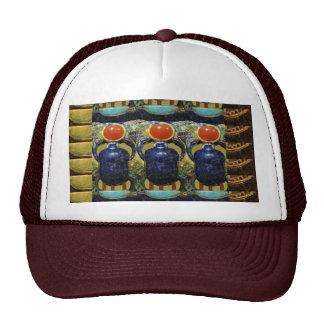 Egyptian Vintage Historical Jewel PYRAMID Cosmic Trucker Hat
