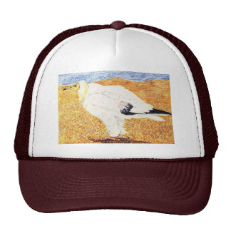 Egyptian Vulture Trucker Hat