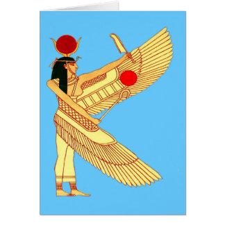 Egyptian Wall Art Cards
