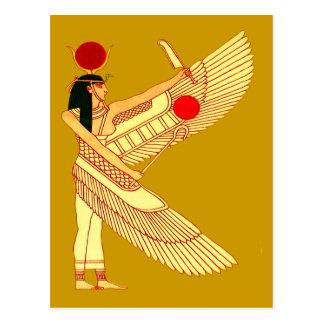 Egyptian Wall Art Postcards