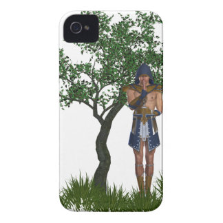 Egyptian Warrior iPhone 4 Cover