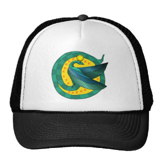 Egyptian Winged Serpent Hat