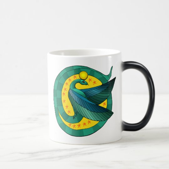 Egyptian Winged Serpent Mug