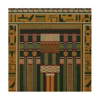 Egyptian Wood Wall Art