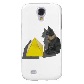 EgyptianCatPyramid021411 Samsung Galaxy S4 Cases