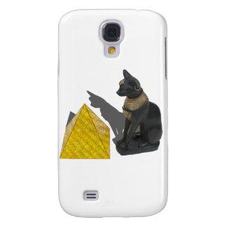 EgyptianCatSunPyramid021411 Galaxy S4 Cover