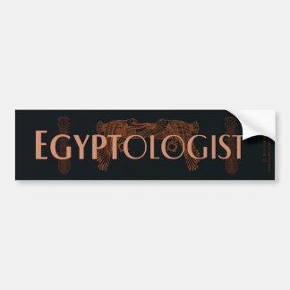 Egyptologist Bumper Sticker