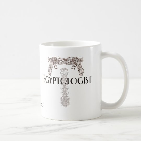 Egyptologist Coffee Mug