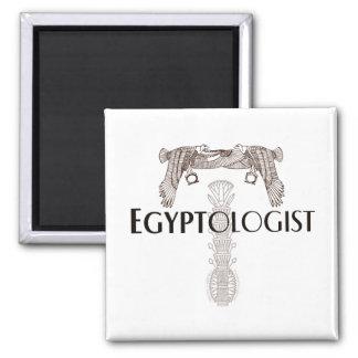 Egyptologist Fridge Magnet