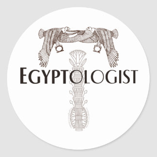 Egyptologist Stickers
