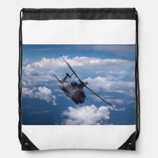 EH101 Merlin Drawstring Backpack
