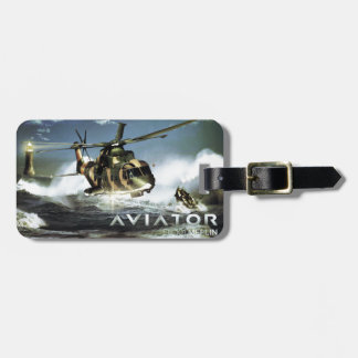 EH 101 MERLIN Helicopter Bag Tag
