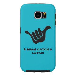 Eh Brah Samsung Galaxy S6 Cases