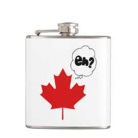 Eh? Canada Day Flask