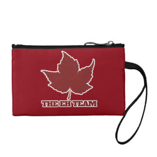 Eh canada day humor coin wallet