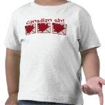 ¡EH CANADIENSE! Niños Camisetas
