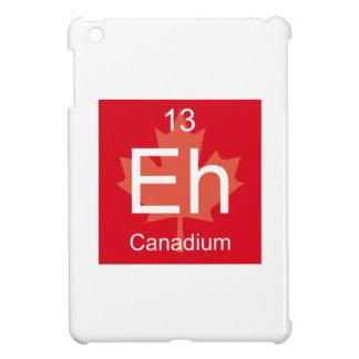 Eh Canadium Element iPad Mini Cases