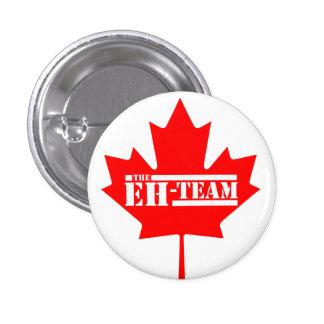 Eh hoja de arce de Canadá del equipo Pin