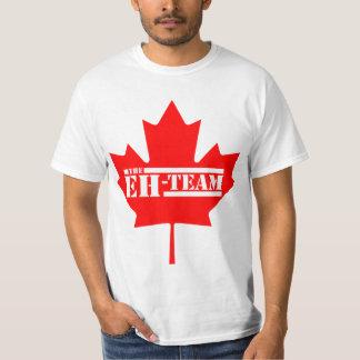 Eh hoja de arce de Canadá del equipo Polera