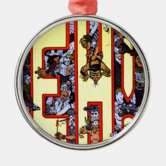 Eh! Metal Ornament