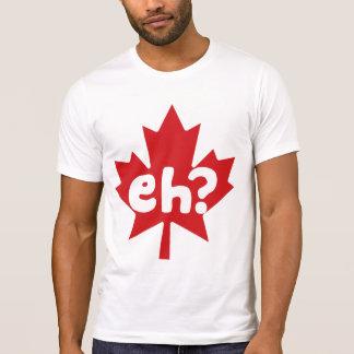 Eh orgullo canadiense playera