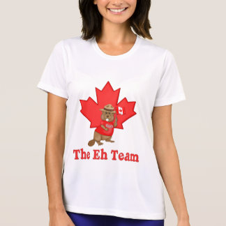 Eh Team Beaver Tee Shirt