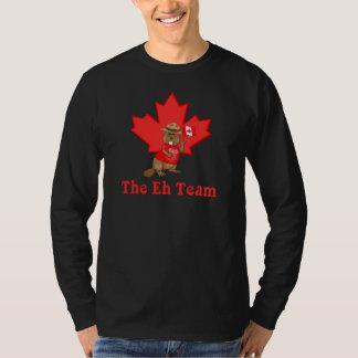 Eh Team Beaver Tshirts