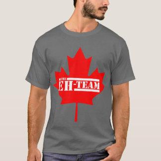Eh Team Canada Maple Leaf T-Shirt