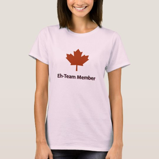 Eh Team Member T-Shirt