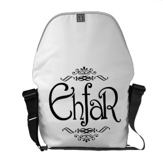 EHFAR - Everything Happens For A Reason Messenger Bags